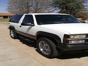 1996 Chevrolet Chevrolet Tahoe 1500 2dr 4WD